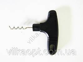 Штопор с пластмассовый ручкой L 9 cm