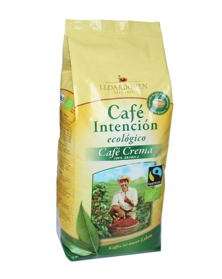Кофе молотый Café Intencion J.J.Darboven, 500г