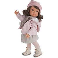 Кукла Белла зимний наряд 45 см Antonio Juan 2805