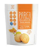 Печенье безглютеновое с апельсином и оливковым маслом Parea, 150г