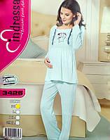 Турецкая пижама для беременных и кормящих мам