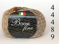 Пряжа SEAM Италия Бум фине код 44489, 1шт.