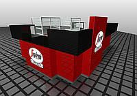 3D моделирование и дизайн торговой мебели