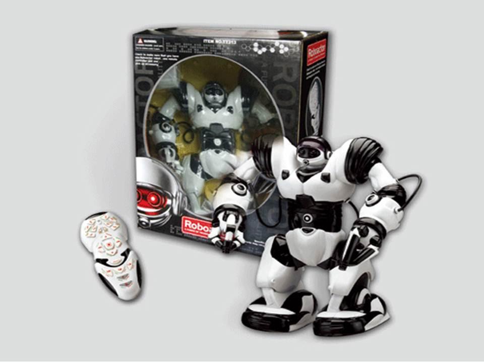 """Інтерактивний робот """"Bambi Roboactor"""" TT313 з світловими і звуковими ефектами на радіоуправлінні"""