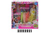 Кукла с одеждой и аксессуарами V28A