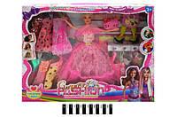 Кукла с одеждой и аксессуарами V29-С