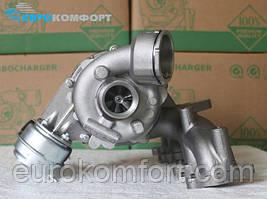 Турбокомпрессор Volkswagen Passat / Skoda Octavia – 2.0 TDI BMP / BMM