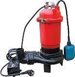 Насос фекальный с режущим механизмом Optima WQ15-15G 1.5 кВт