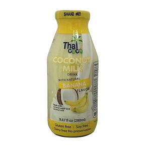 Кокосовое молоко банановое безглютеновое Thai Coco, 260мл
