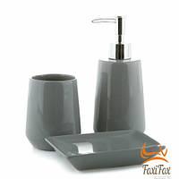 Керамический набор для ванны на 3 предмета