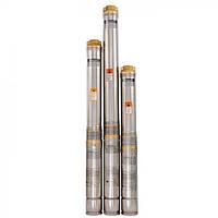 Скважинный многоступенчатый насос Sprut 100QJD208-0,55