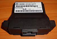 Блок электронный управ интерфейсом VW Caddy III