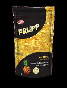 Сублимированный ананас Frupp, 15г