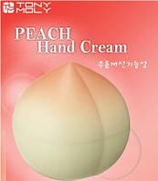 Tony Moly Peach Hand Cream  Персиковый омолаживающий крем для рук