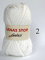 Пряжа Seam Испания Lanas Stop Гэйлс код 02
