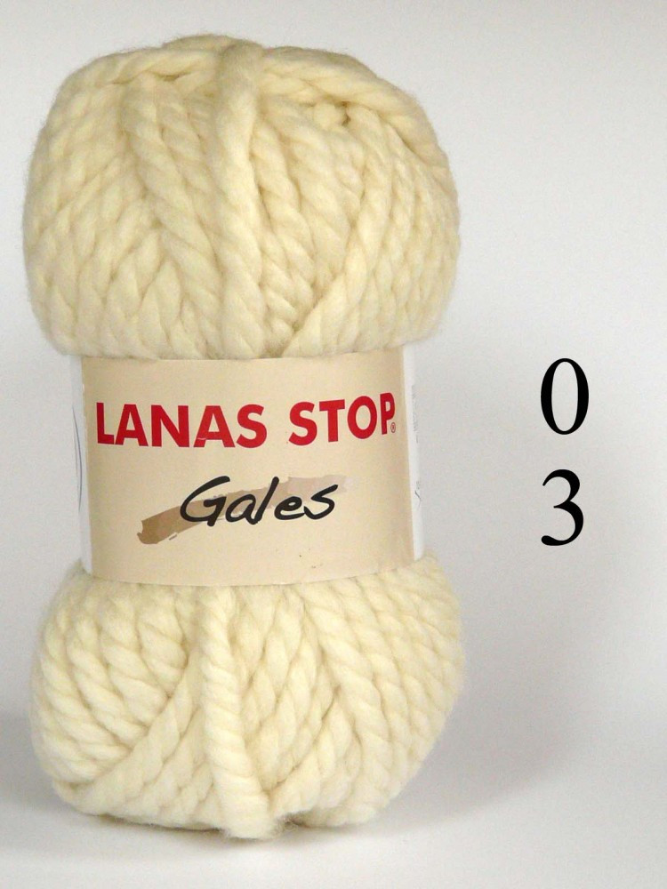 Пряжа Seam Испания Lanas Stop Гэйлс код 3