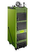 Твердотопливный котел SAS UWT 14 кВт (с автоматикой)