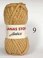 Пряжа Seam Испания Lanas Stop Гэйлс код 09