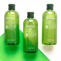 Tony Moly The Chok Chok Green Tea Cleansing Water  Очищающая вода с экстрактом зеленого чая, 300 мл