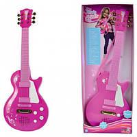 Детский музыкальный инструмент Рок Гитара Simba 6830693