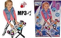 Детский музыкальный инструмент Синтезатор Клавишная Парта Simba 6832609
