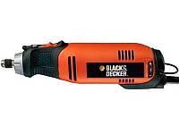 Гравер BLACK&DECKER RT650KA-QS 90Вт, 87 аксессуаров, кейс