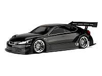 HPI Racing Корпус 1/10 LEXUS IS F RACING CONCEPT неокрашенный (ширина шасси 200мм)