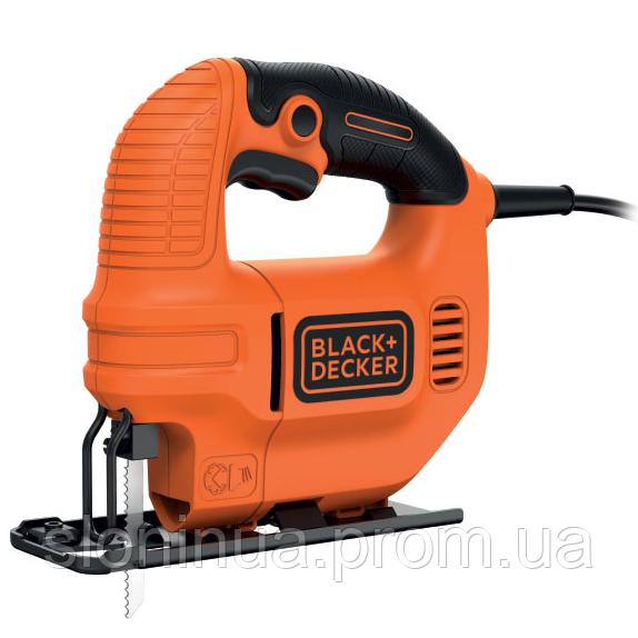 Лобзик электрический BLACK&DECKER KS501 400Вт.