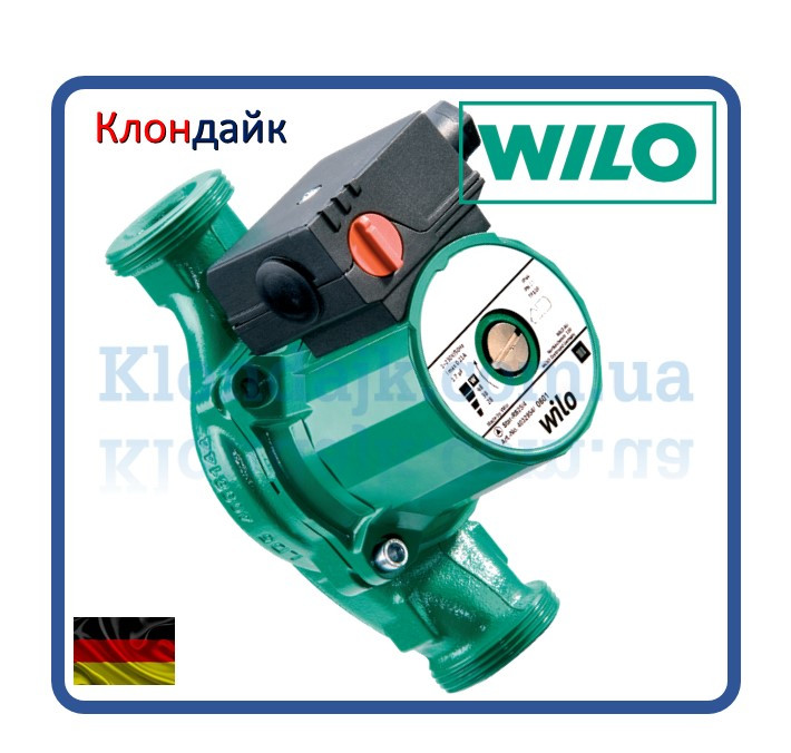 Насос циркуляционный WILO Star-RS 25/6-180
