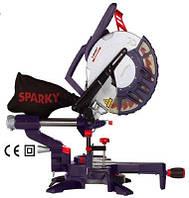 Пила торцовочная SPARKY TKN 80D , 1800Вт, 250мм, 5000 Об/мин.