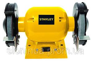 Станок точильный STANLEY STGB3715, 373 Вт, 3450 об/мин, d=152 мм