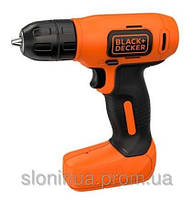 Шуруповерт BLACK&DECKER BDCD8, 7.2V, 12Нм, Li-Ion.