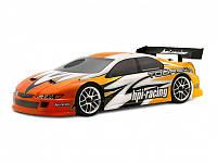 HPI Racing Корпус 1/10 TOUREZA неокрашенный (ширина шасси 200мм)
