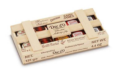 Коробка конфет с ликером Duc d'O, 125г