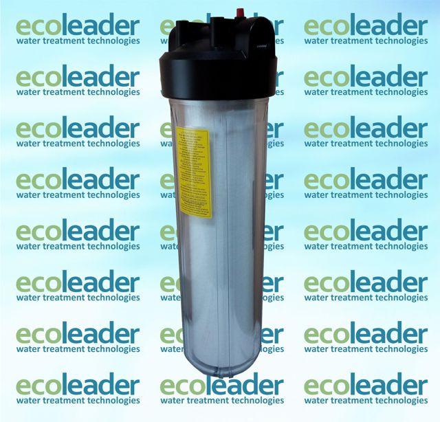 Картриджный фильтр  Big Blue 20 прозрачный
