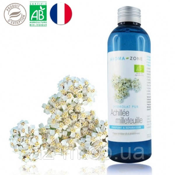 Гидролат Тысячелистника (Achillea millefolium) BIO, 200 мл