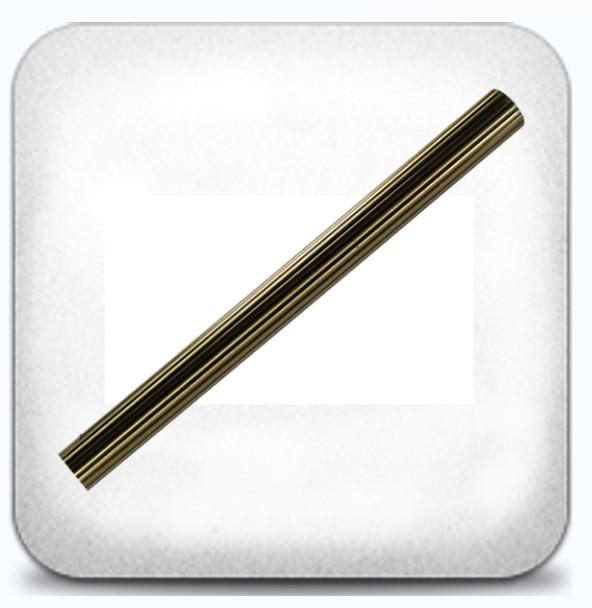 Труба рифлёная 2,0м д.19мм антик