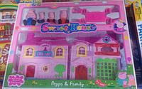 """Игровой набор """"Домик Свинки Пеппы"""" PP6005A Peppa Pig"""