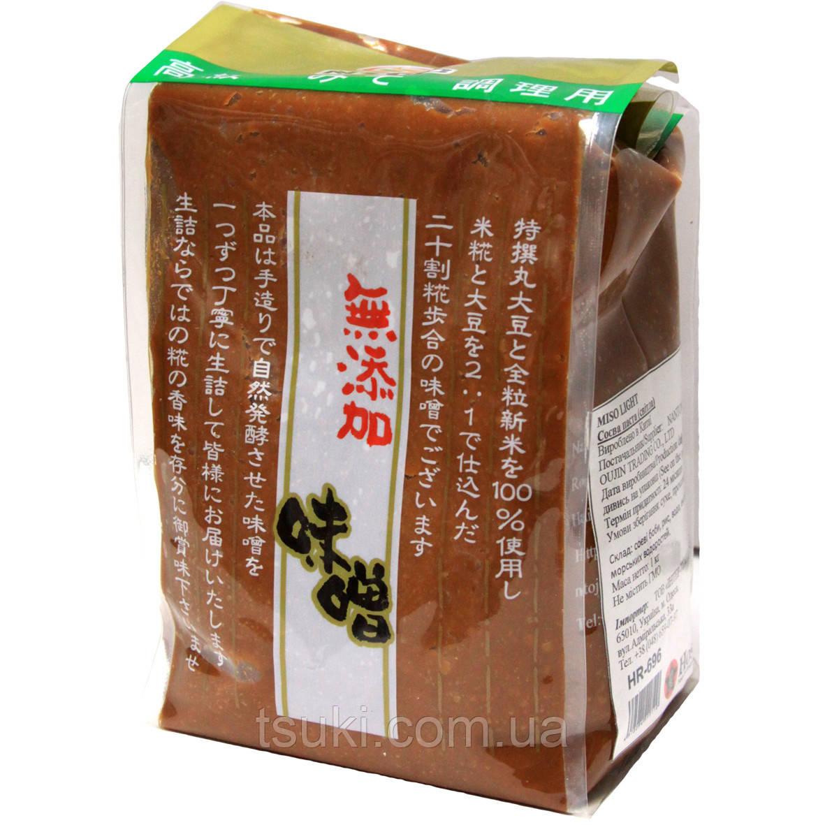 Паста Місо світла Китай 1,0 кг соєва