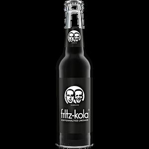 Напиток кола газированный классический Fritz Kola, 330мл