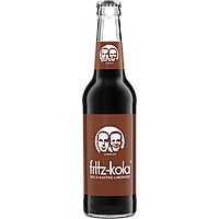 Напиток кола газированный со вкусом кофе Fritz Kola, 330мл