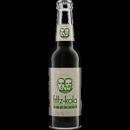 Напиток кола газированный стевия Fritz Kola, 330мл, фото 2