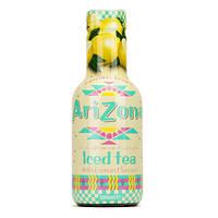 Холодный зеленый чай с лимоном Arizona, 500мл
