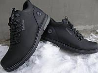 Акция!Зимние кожаные ботинки Timberland