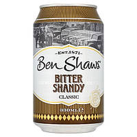 Напиток газированный Биттер Шенди Ben Shaws, 330мл