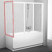 Неподвижная стенка Ravak 70 см APSV-70 белый+grape 95010102ZG