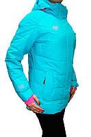 Женская куртка Avecs, голубой P. L