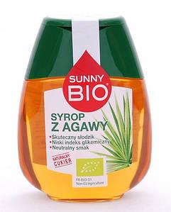 Сироп с агавы Sunny Bio, 250г