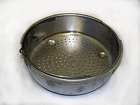 Посуда алюминиевая с дырками для соковарки