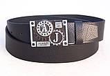 Ремень мужской кожаный Armani, фото 2